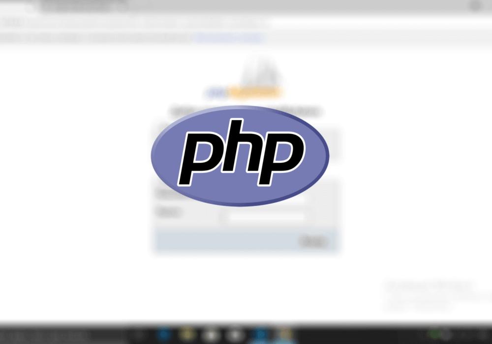систему авторизации и регистрации на PHP