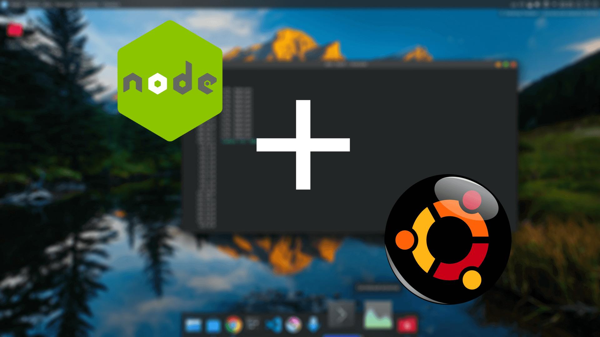 Как установить Node JS на Ubuntu