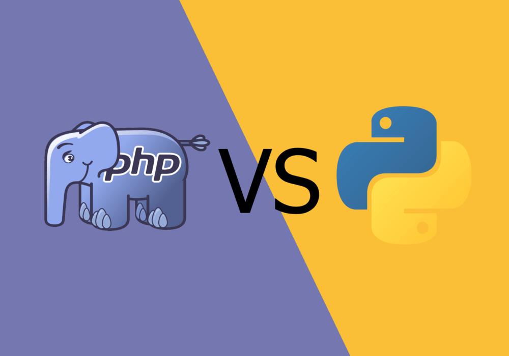 PHP или Python, что лучше учить для Web разработчика в 2019