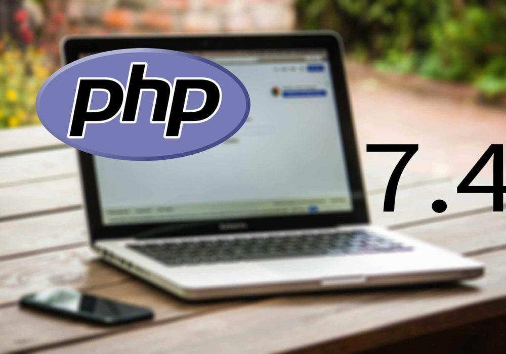 PHP 7.4 что нового