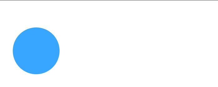 SVG круг