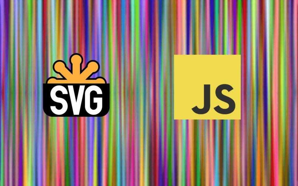 управление svg через javascript