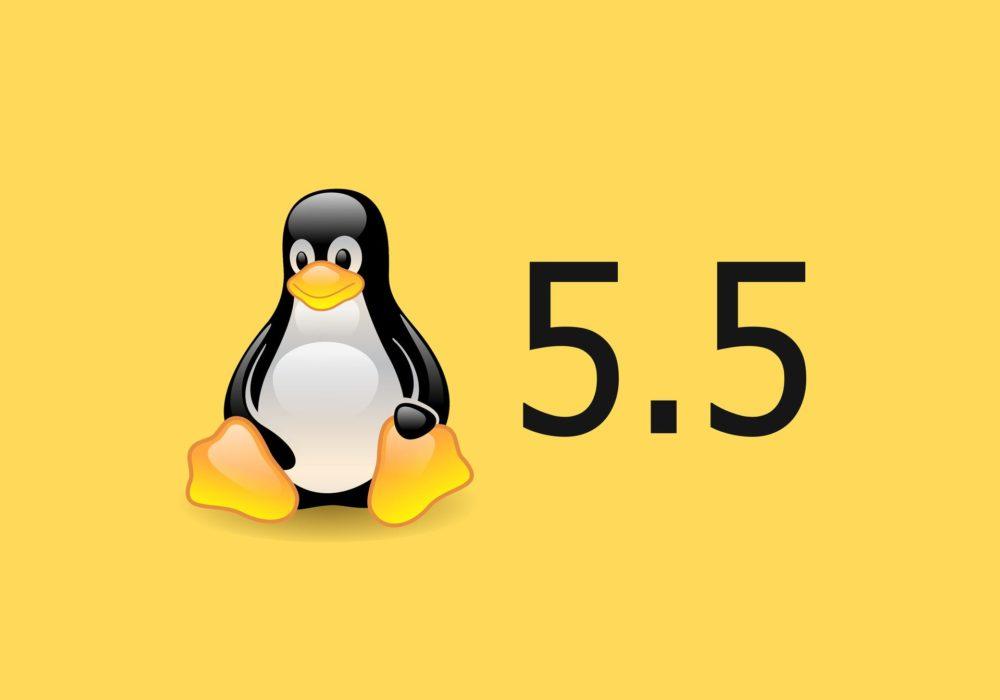 linux kernel 5.5 что нового