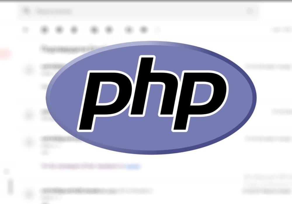 php подтверждение регистрации по email