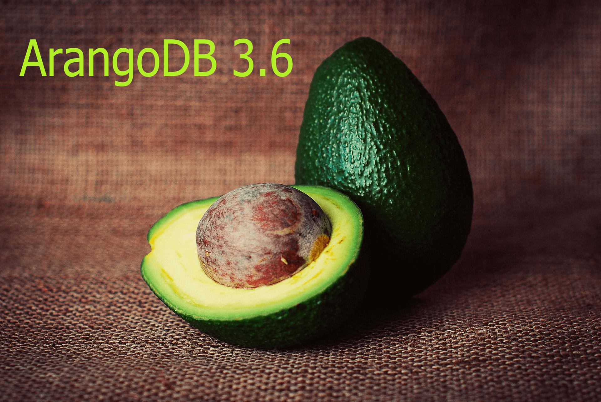 ArangoDB 3.6 что нового