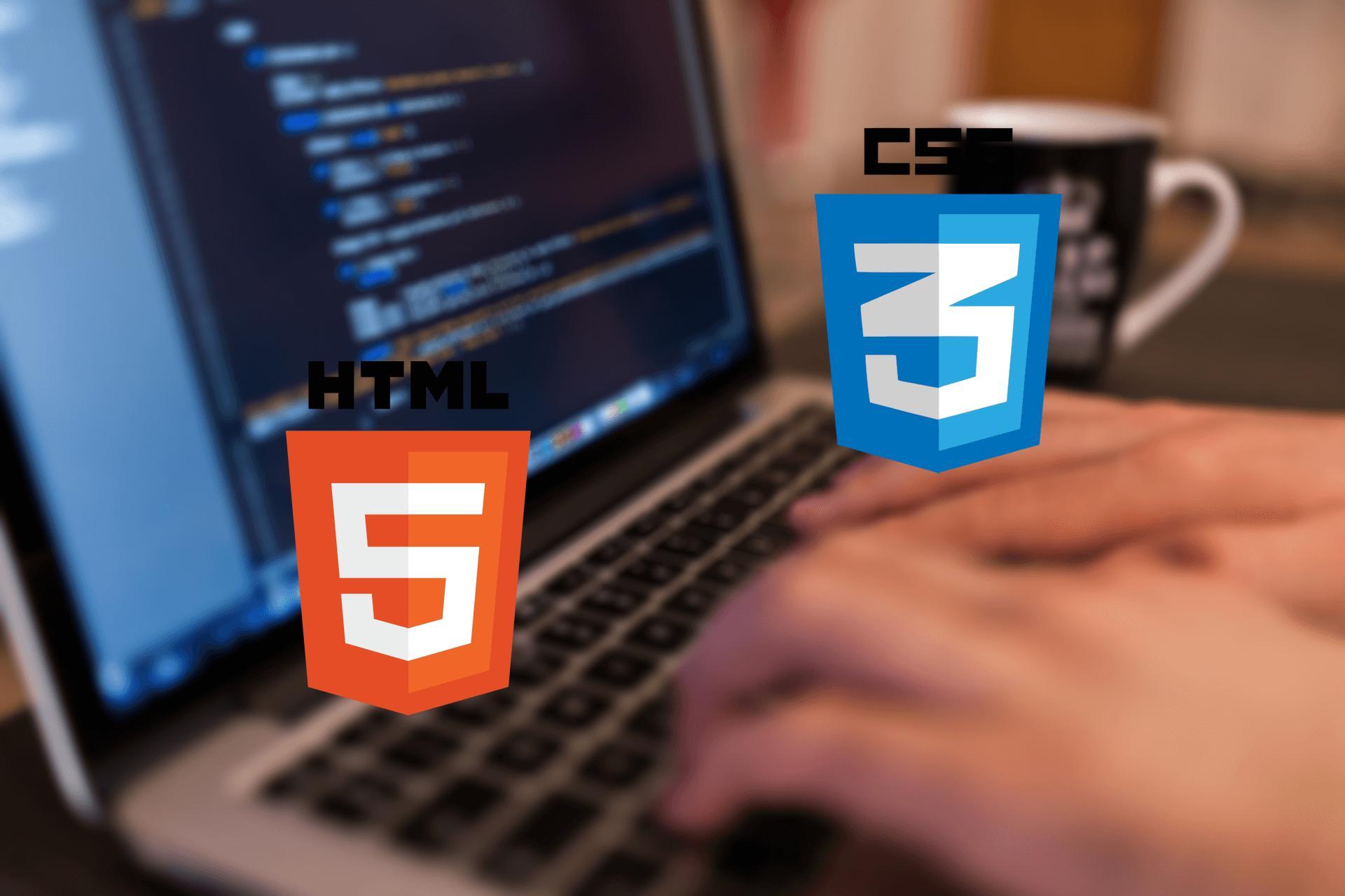 как учить html и css