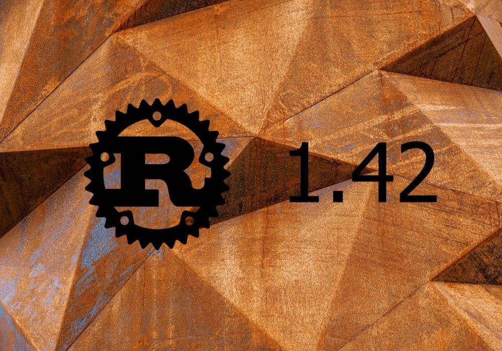 Rust 1.42