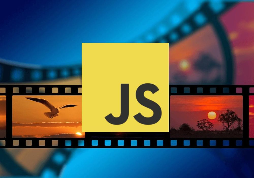 javascript и HTML видеоплеер