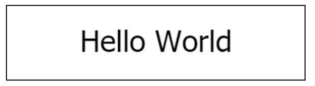 Выравнивания текста в canvas js