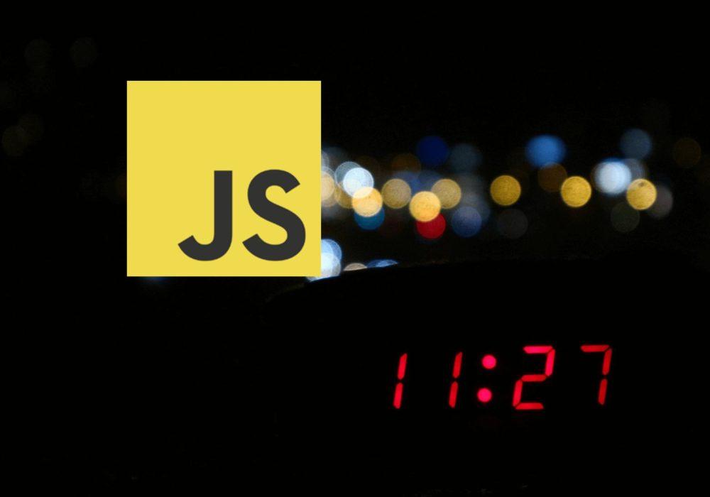 часы на javascript для сайта