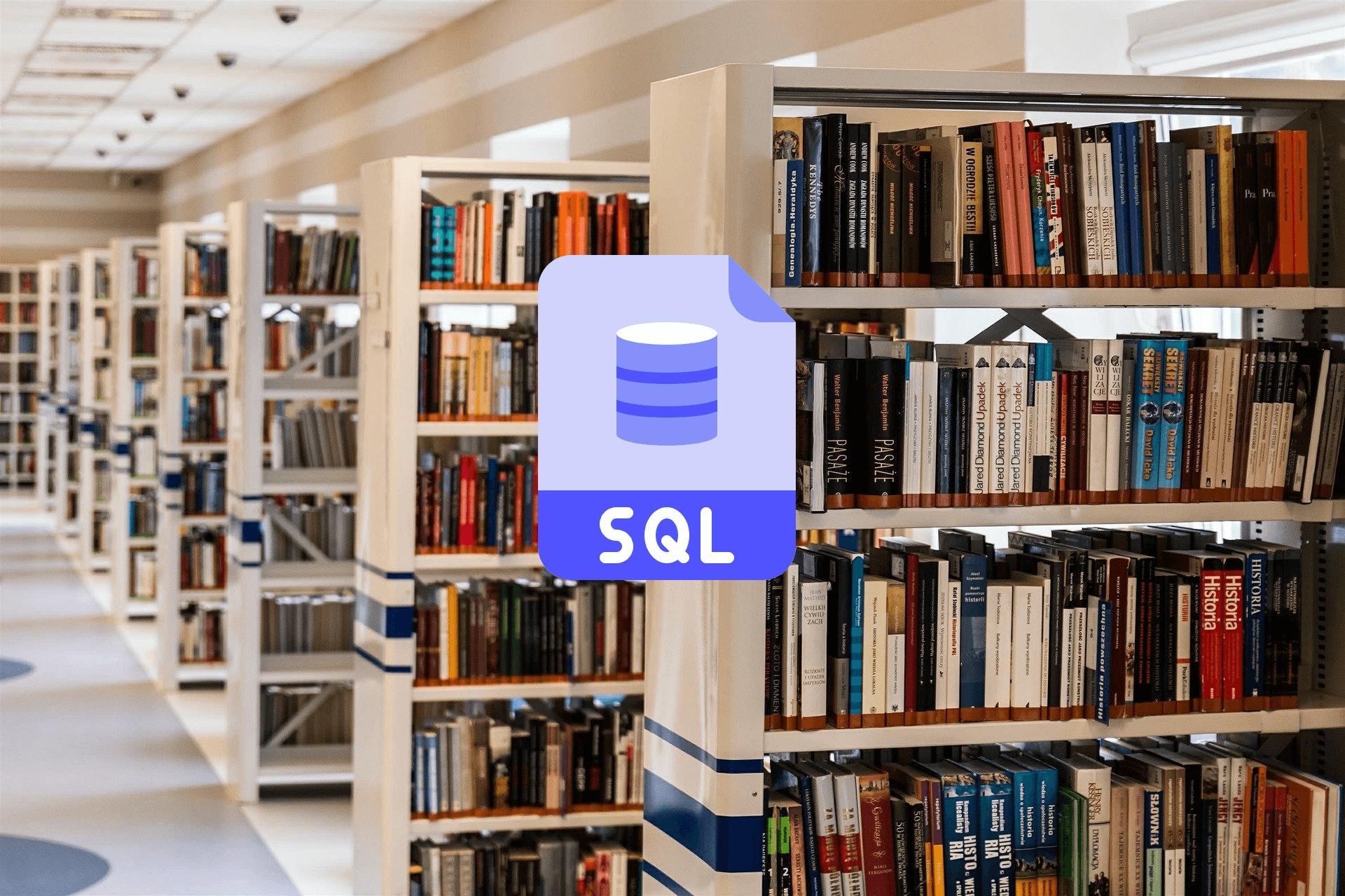 книги для изучения SQL