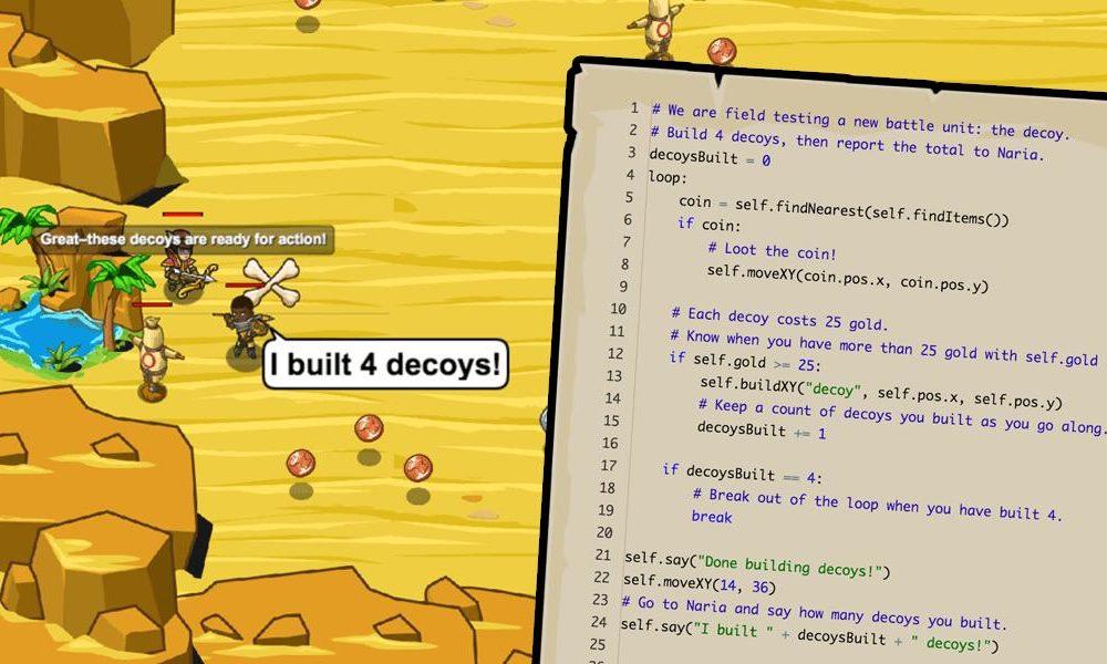 игры для изучения программирования для детей
