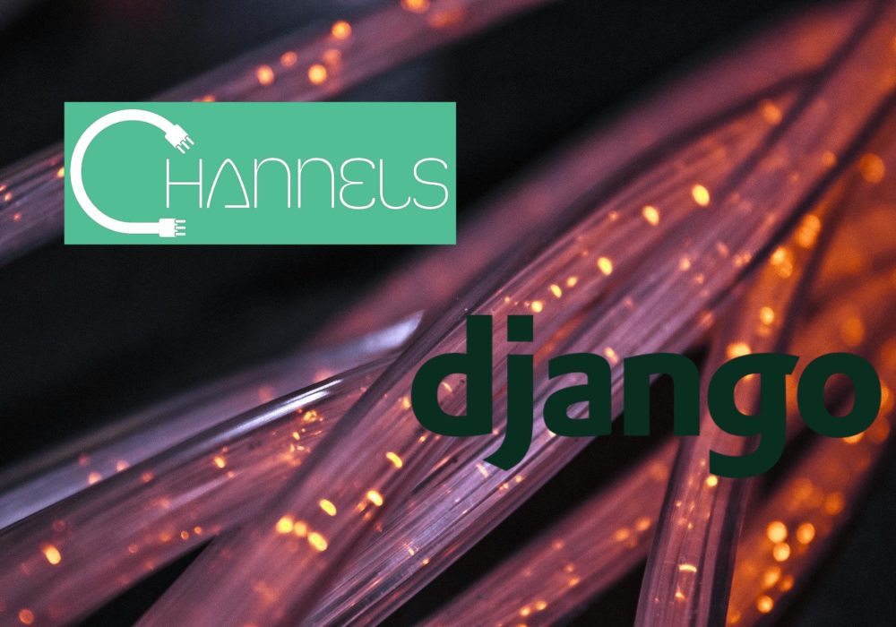 django channels примеры
