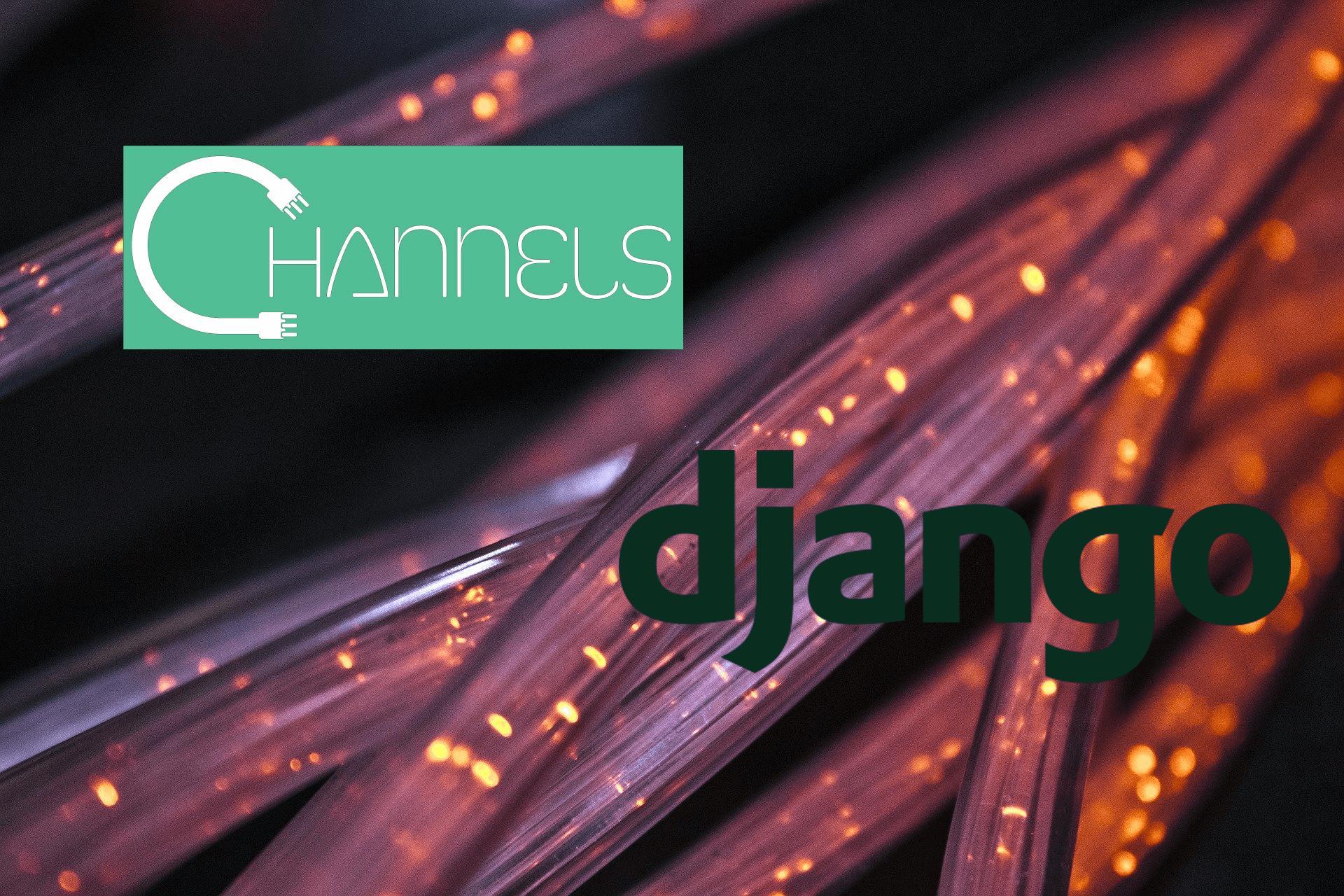 django channels примеры
