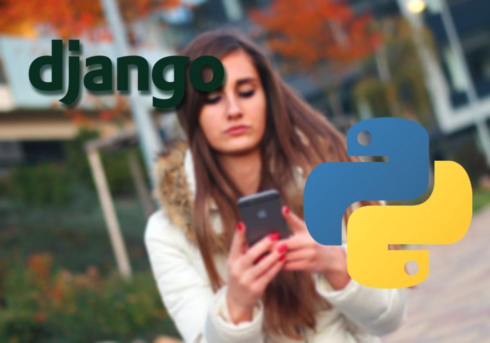 Чат на Django
