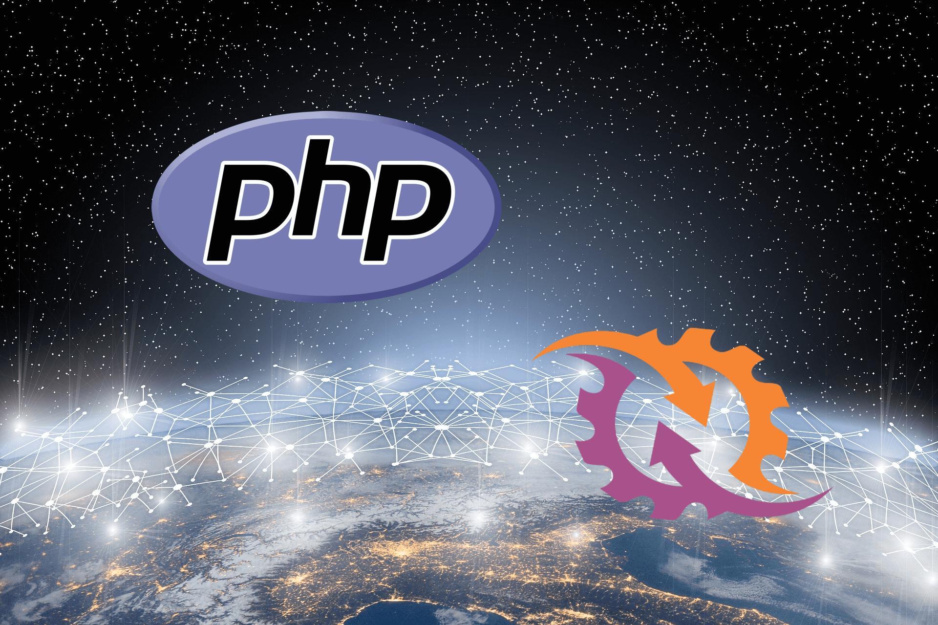 Основы PHP библиотеки Rathet