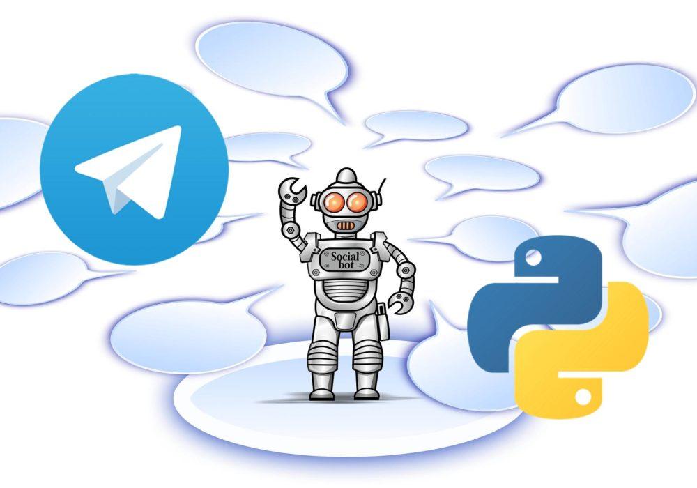 Как создать Telegram bot на Python основы