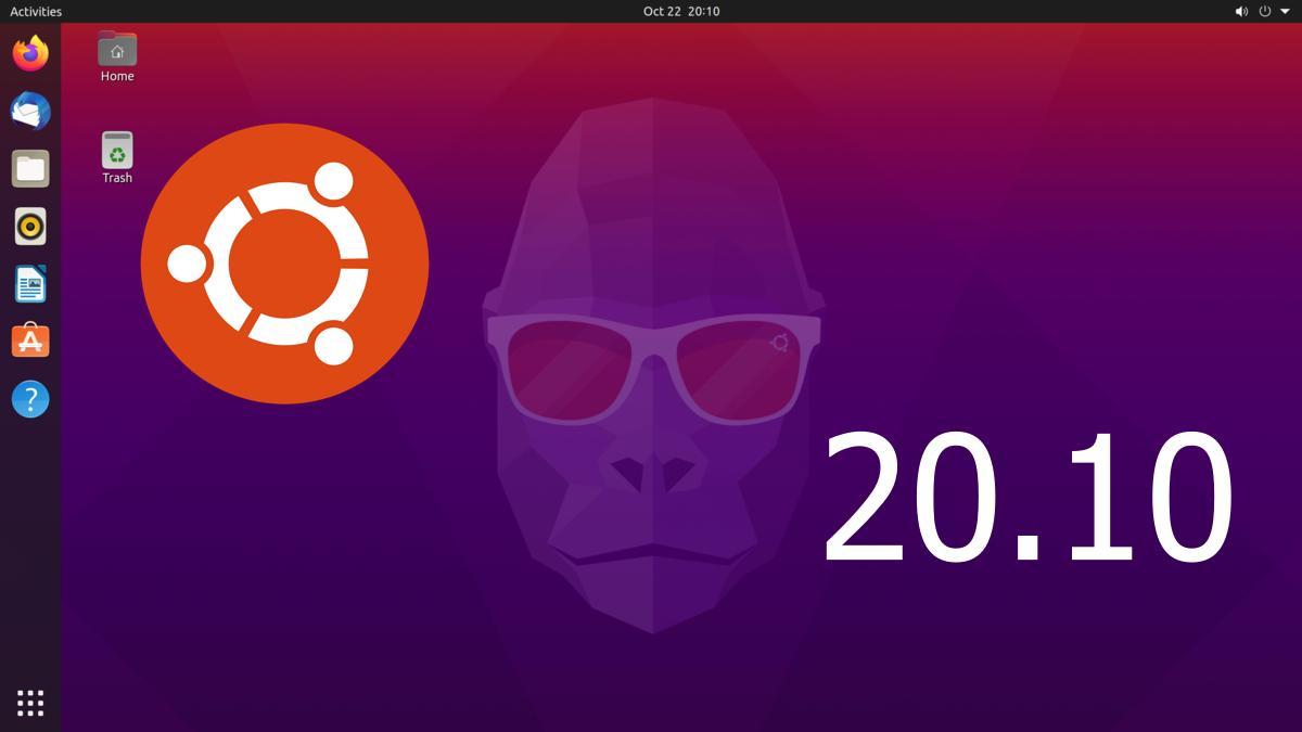 ubuntu 20.10 что нового