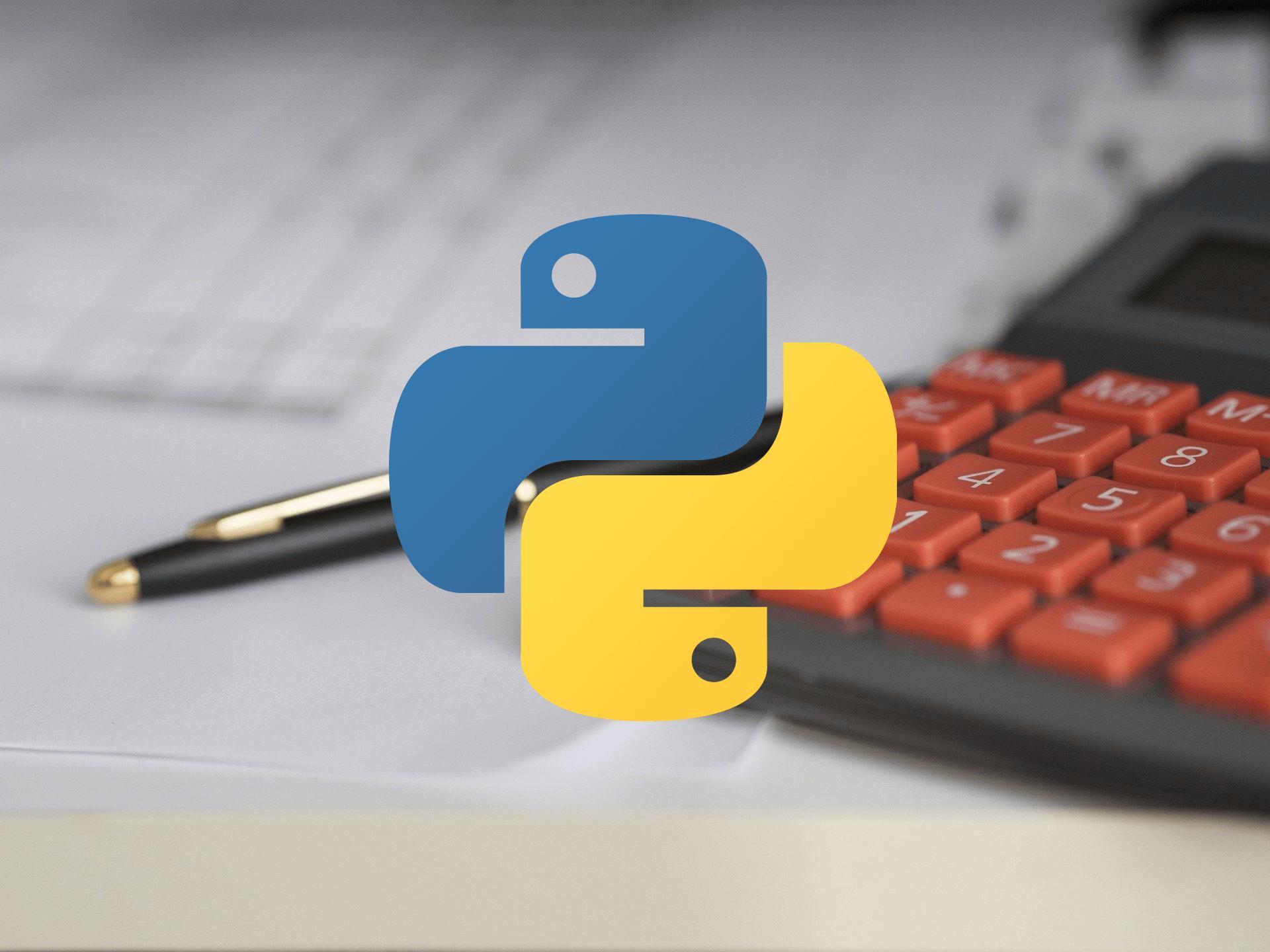 Самый простой калькулятор на Python 3 для новичков