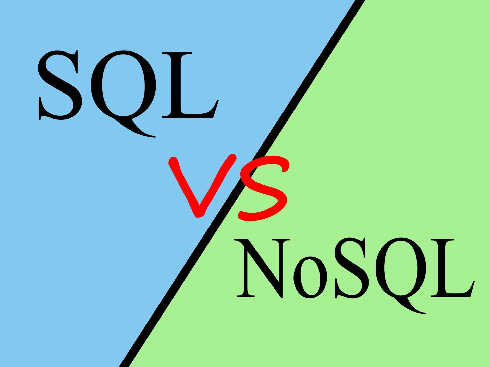 Разница между SQL и NoSQL и что лучше выбрать