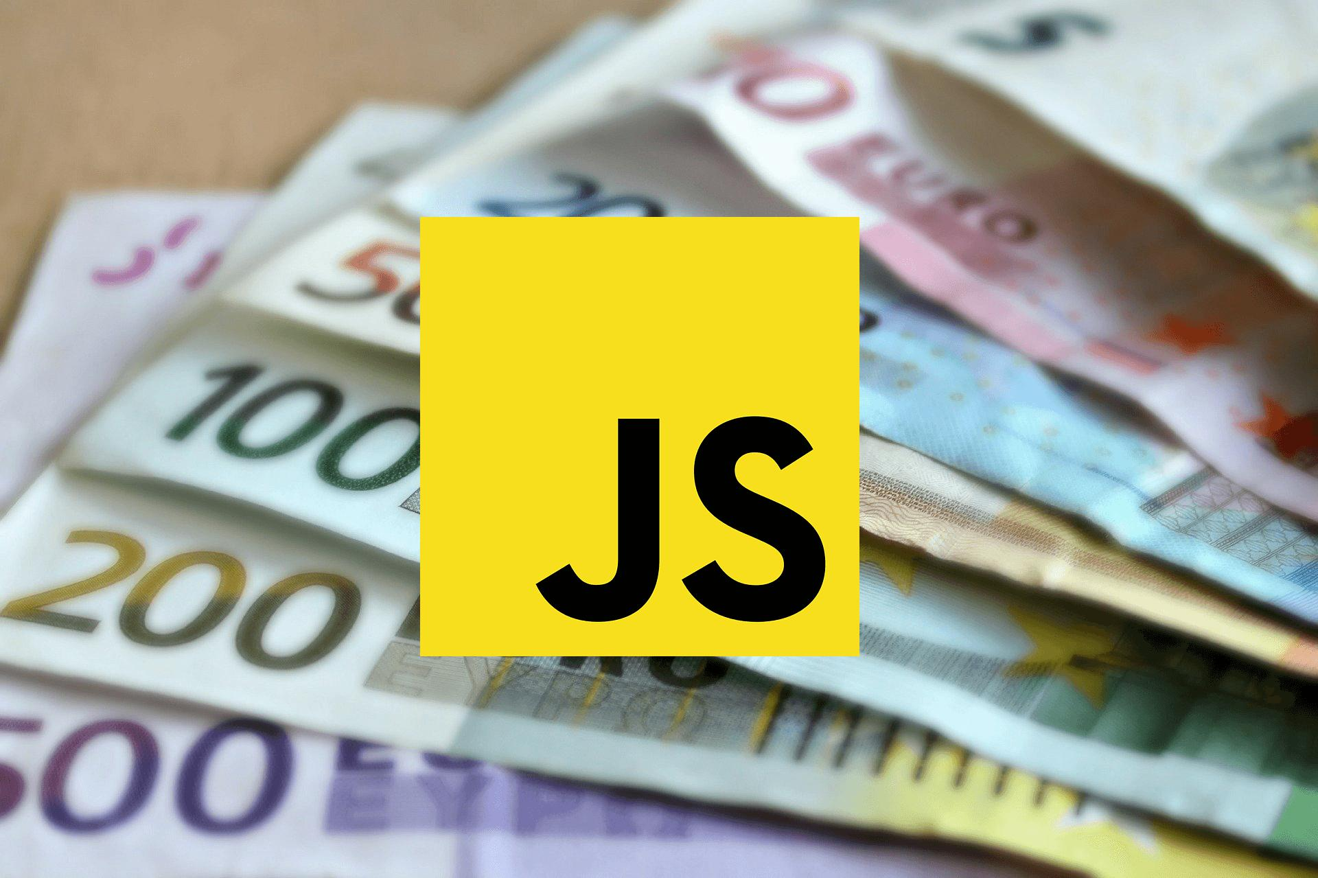 Как сделать на JS конвертер валюты, просто и быстро