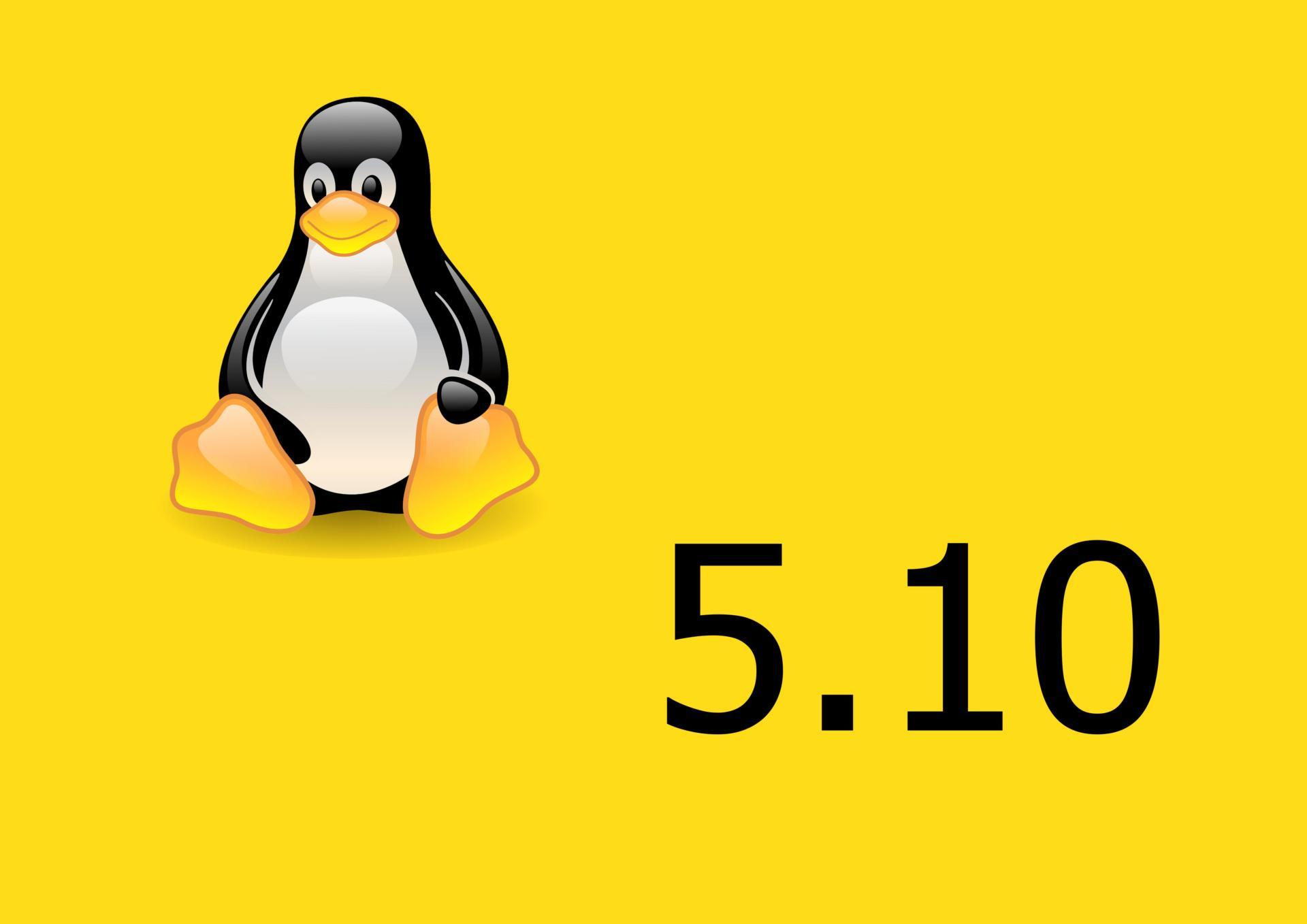 Что нового в новой версии ядра Linux 5.10