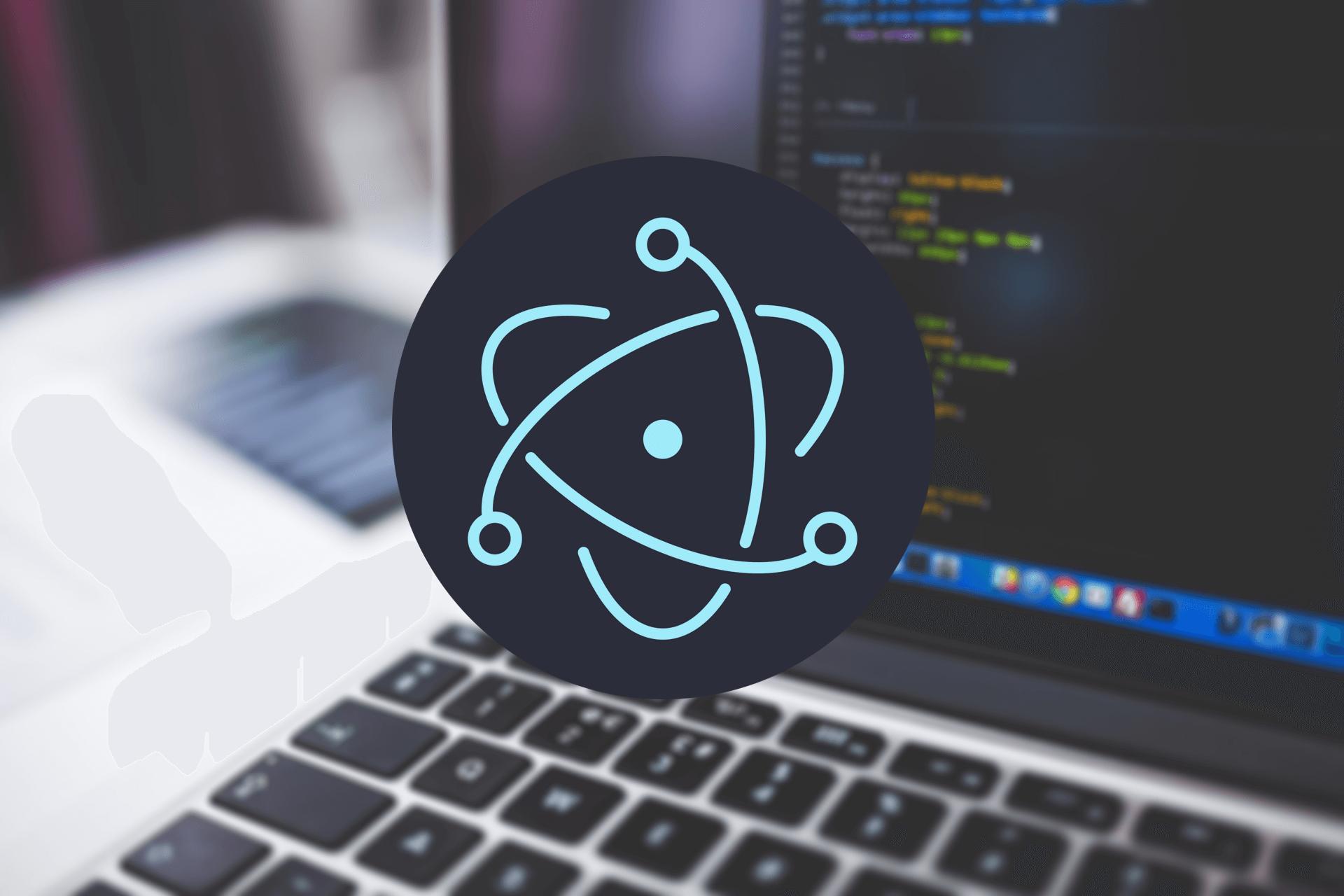 Создание приложения на Electron JS быстрый старт