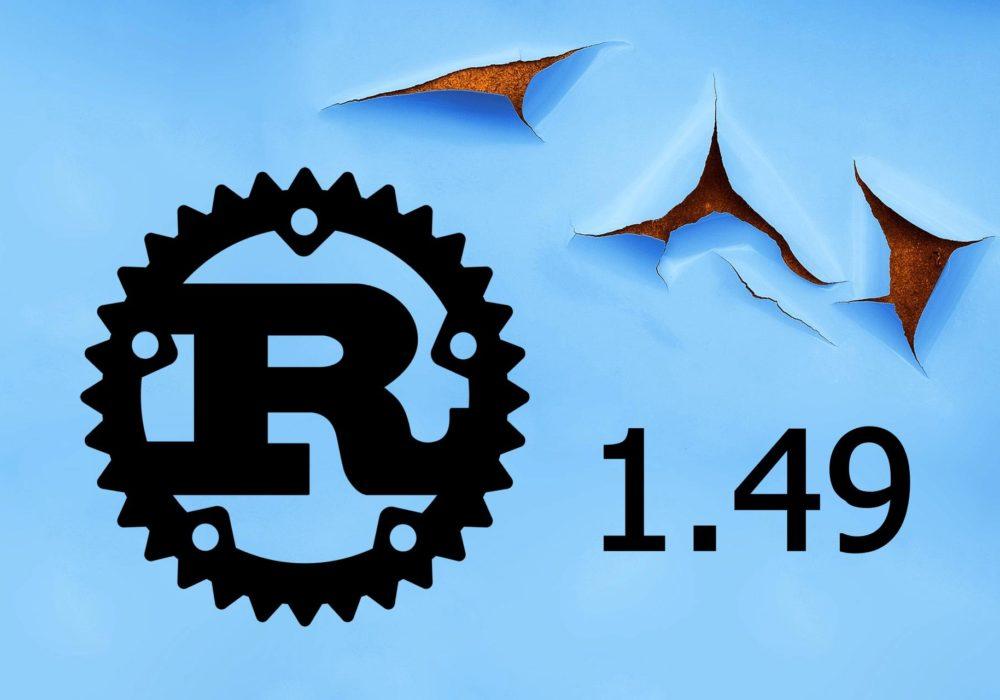 Что нового в языке программирования Rust 1.49