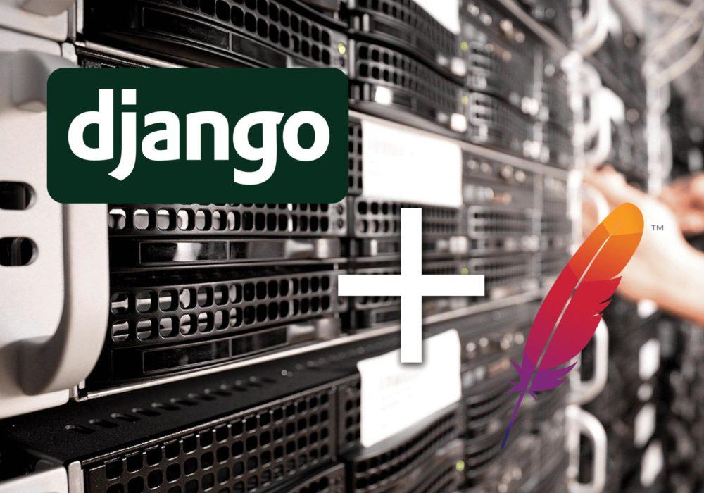 Как развернуть Django на Apache с помощью WSGI