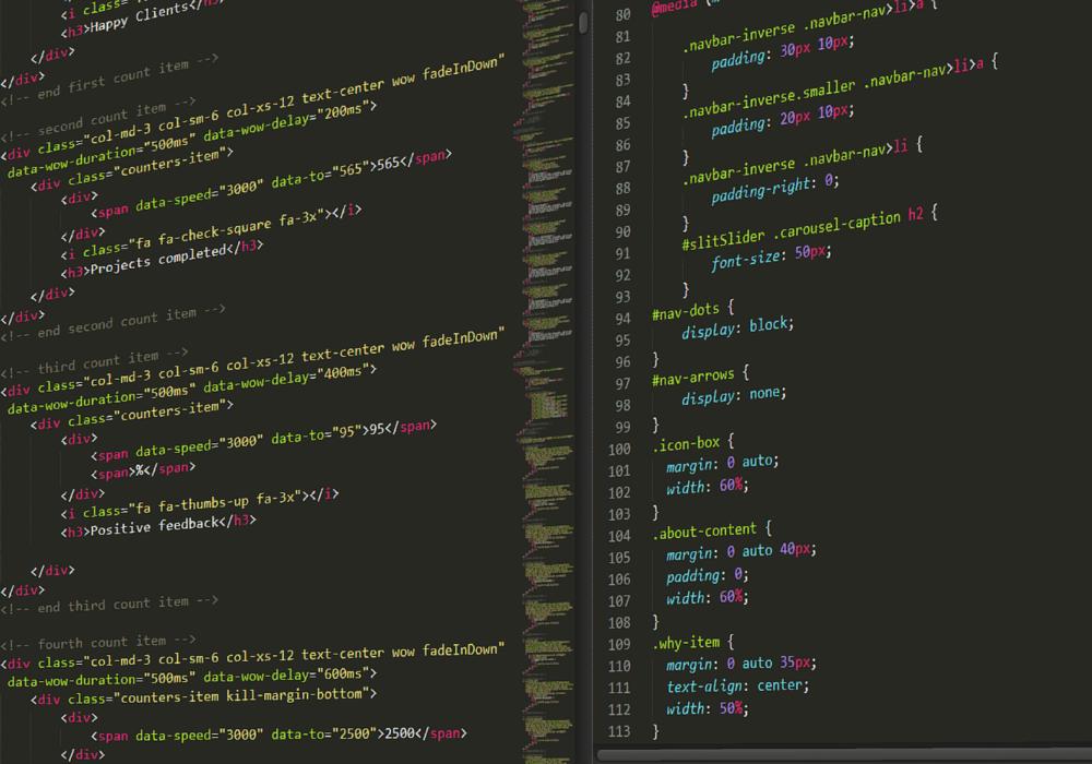 Почему табличная вёрстка хуже чем CSS вёрстка разбор