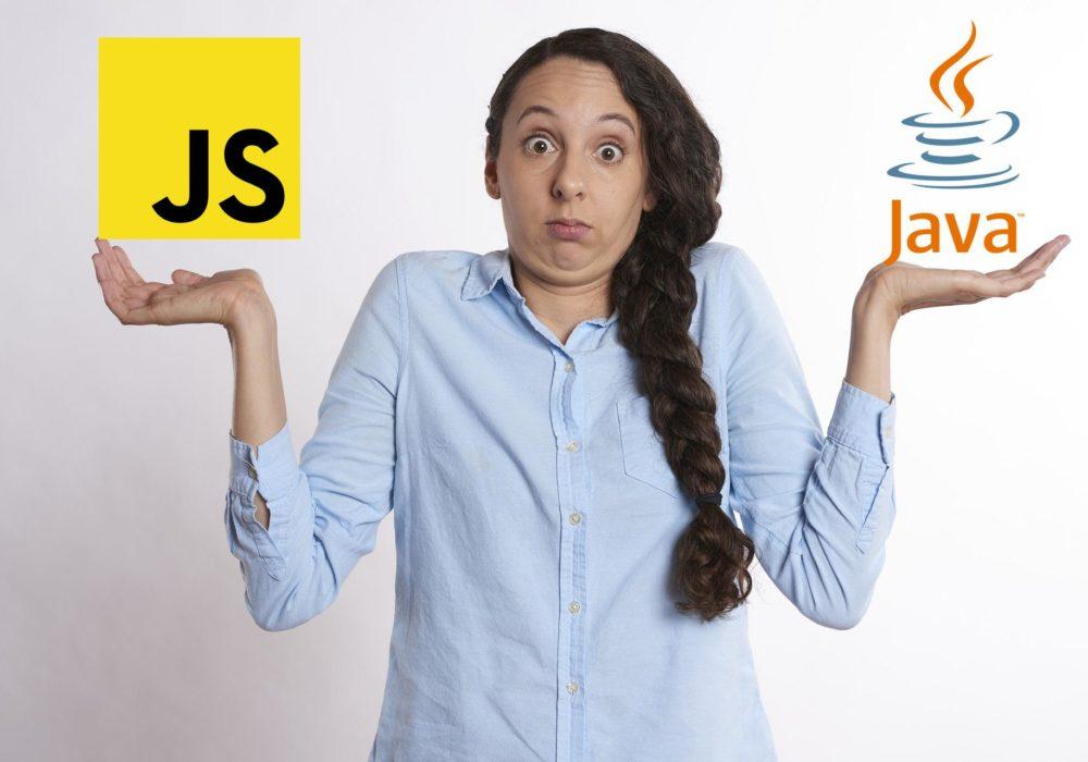 В чём разница между Java и JavaScript