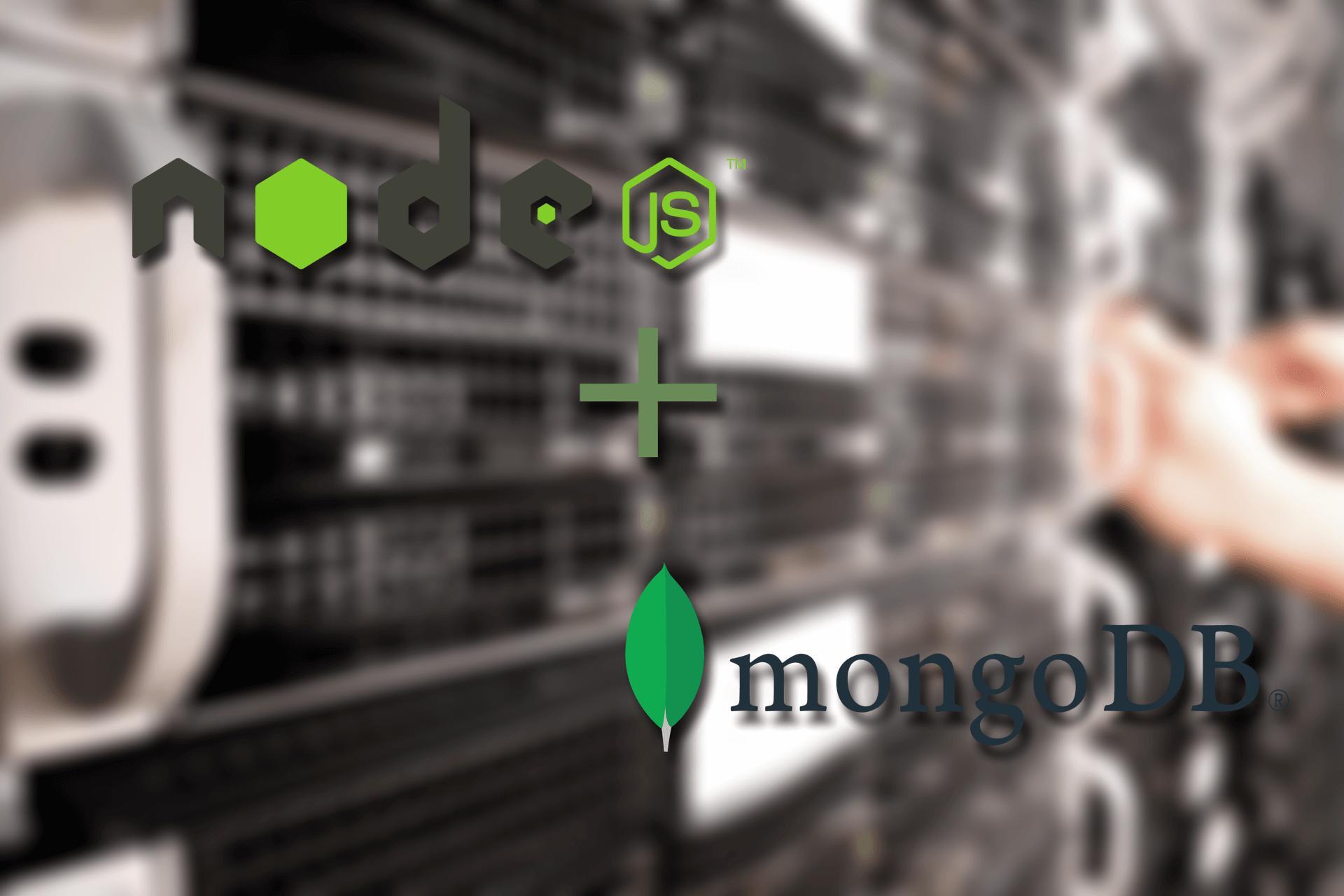 Работа с MongoDB в Node.js с помощью Mongoose