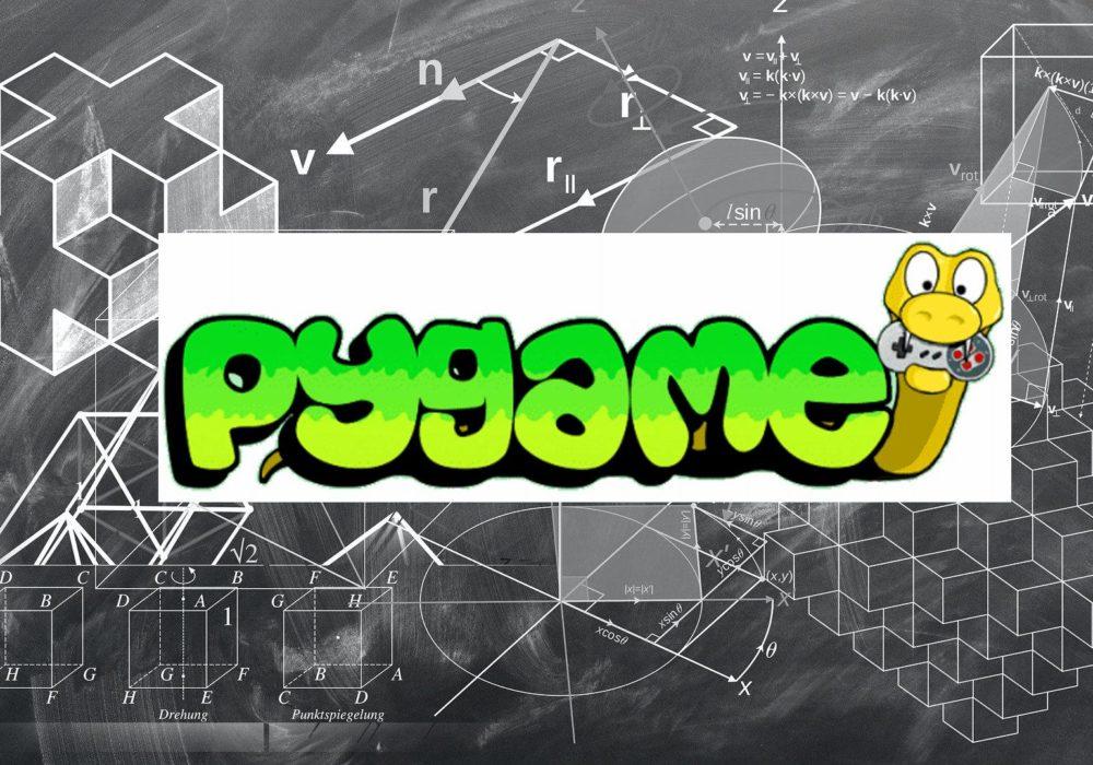 Как создавать фигуры в Python Pygame