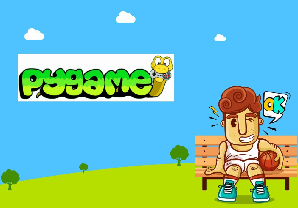 PyGame как работает анимация и события