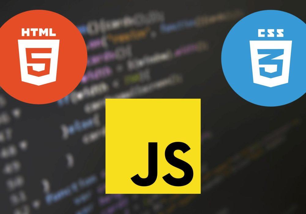 Изучение HTML CSS и JavaScript, и что это за технологии
