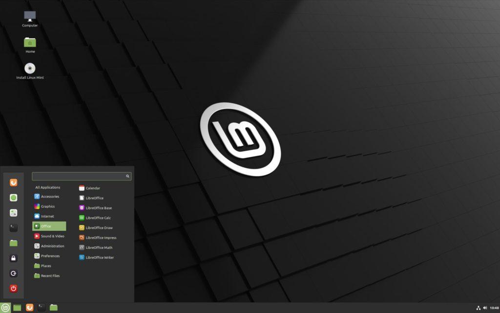 Ещё окружение для Linux Mint 20.2