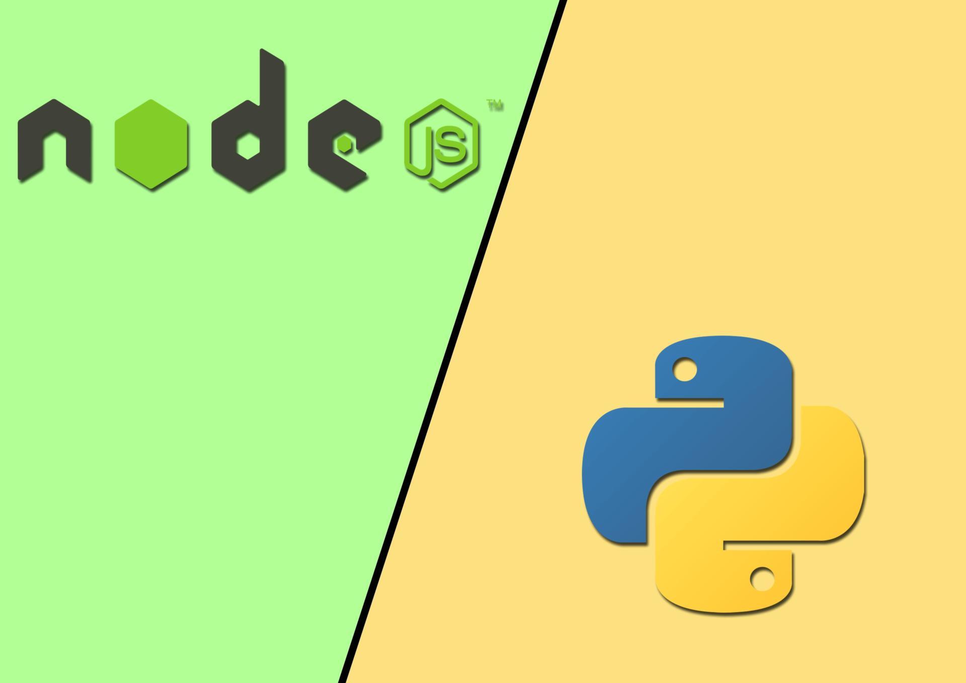 Node.js или Python, что лучше выбрать