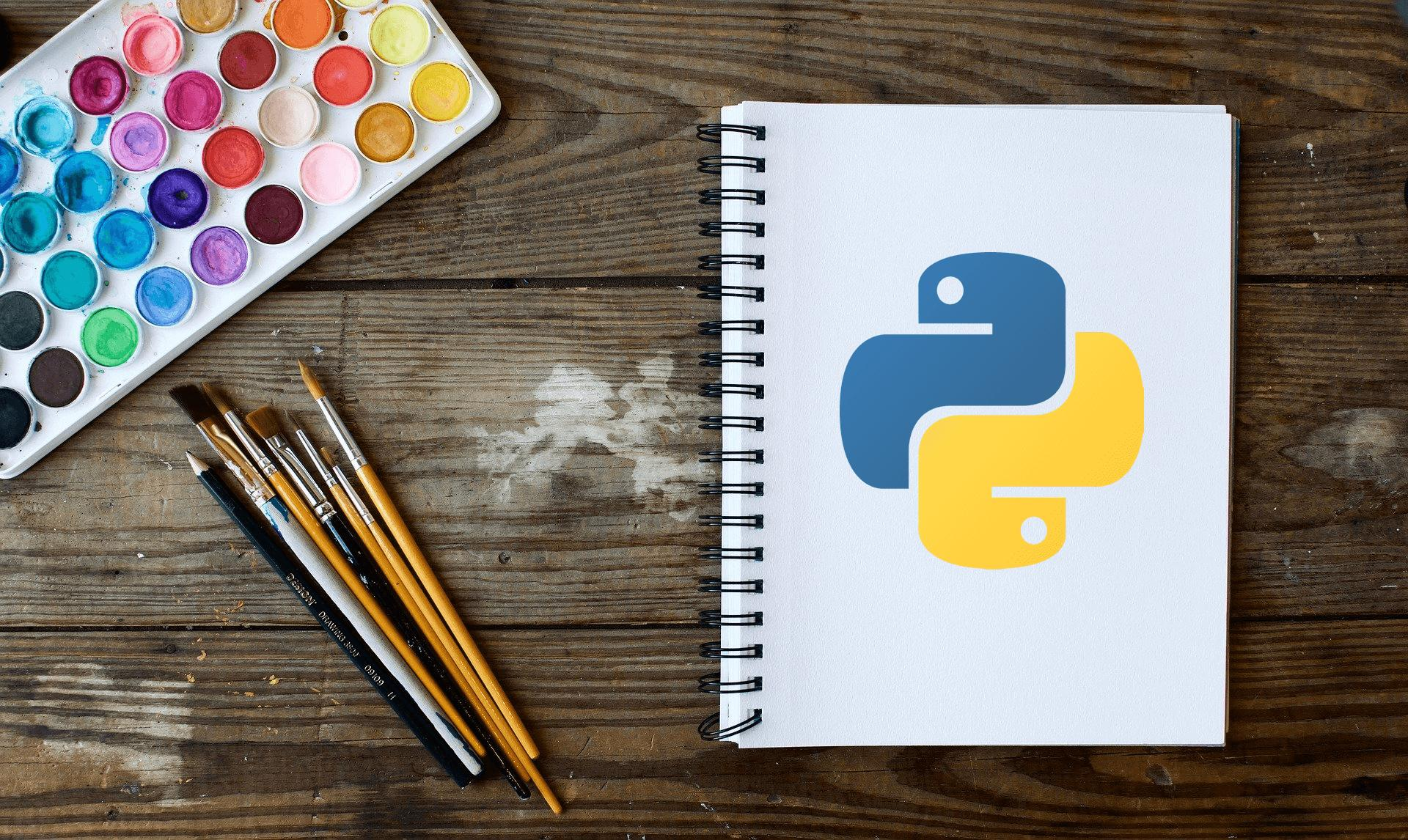 Python 3 библиотека Pillow для работы с изображением